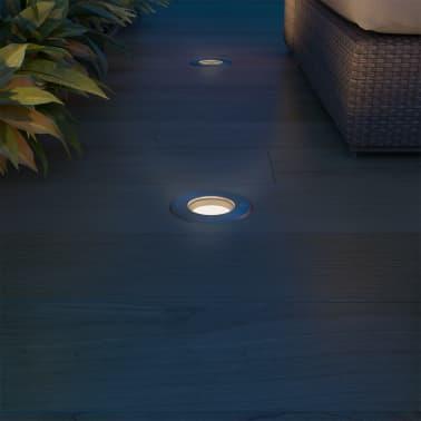 vidaXLi maapinna LED-valgustid 3 tk ümmargused[3/8]