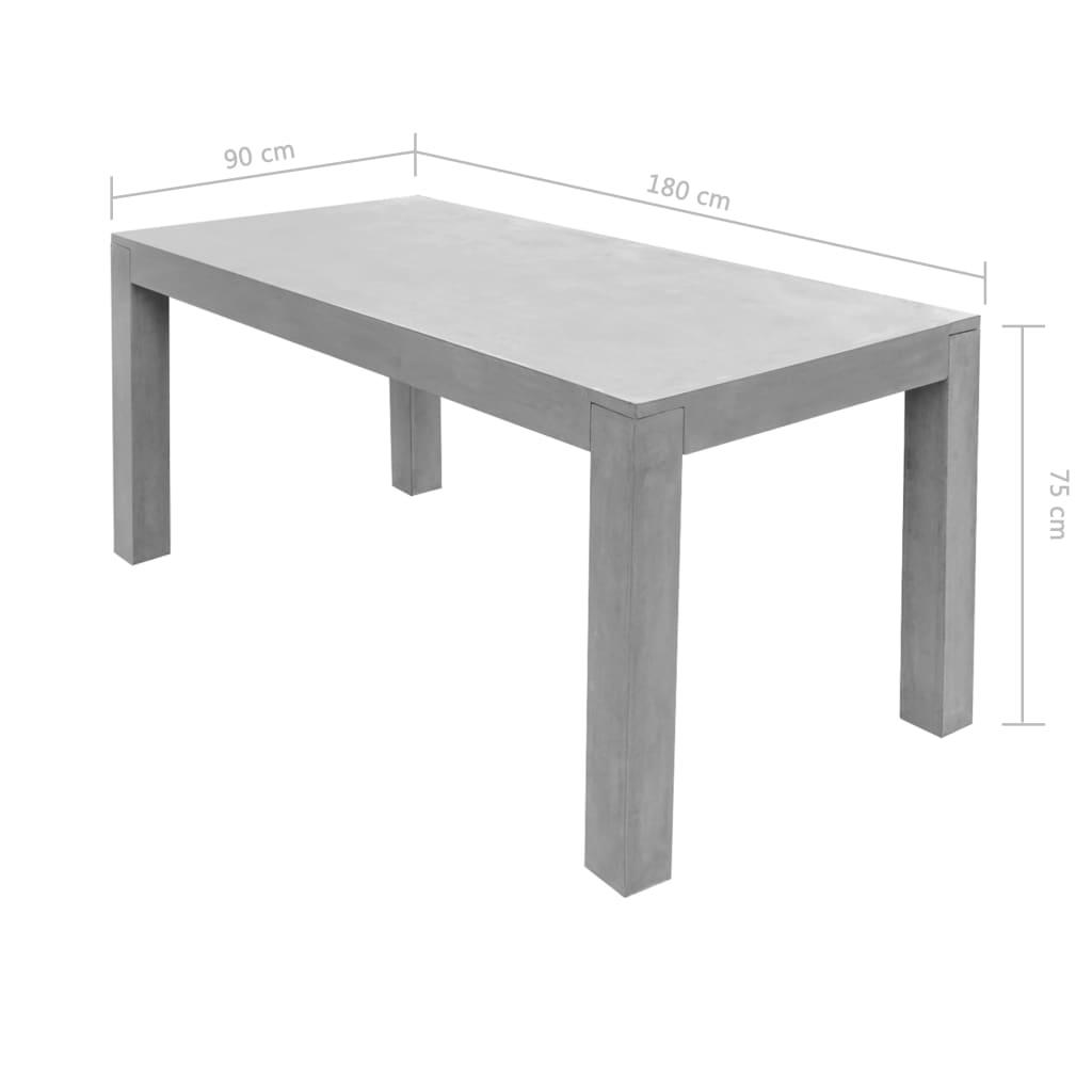 la boutique en ligne vidaxl ensemble de salle d ner d. Black Bedroom Furniture Sets. Home Design Ideas