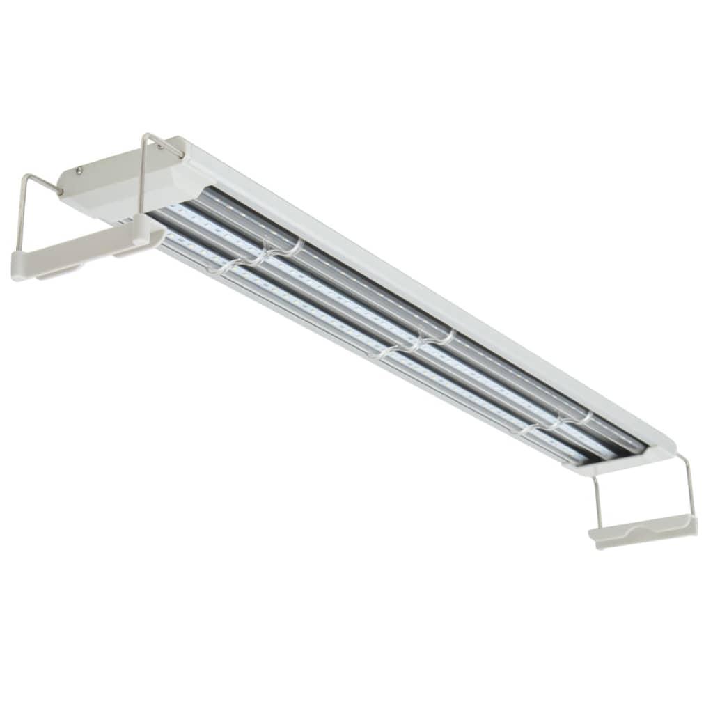 vidaxl aquarium led lamp 80 90 cm aluminium ip67 online kopen. Black Bedroom Furniture Sets. Home Design Ideas