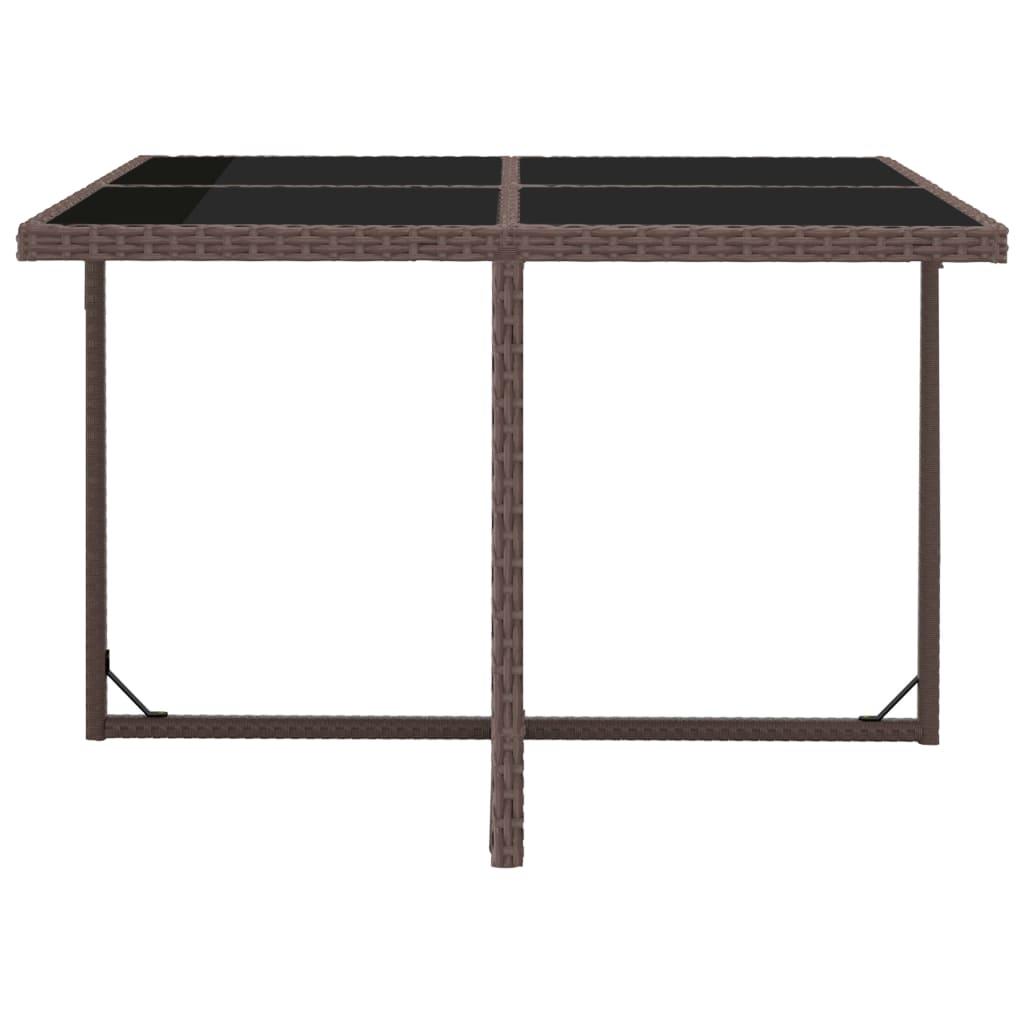 acheter vidaxl ensemble de mobilier de jardin 25 pi ces. Black Bedroom Furniture Sets. Home Design Ideas