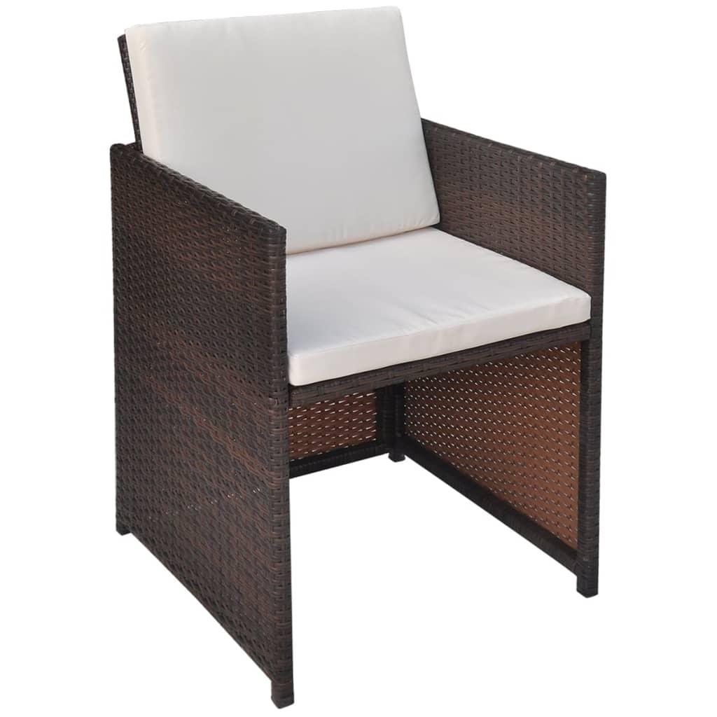 Acheter vidaxl chaise de salle manger 2 pcs 52x56x85cm - Chaise tressee salle manger ...