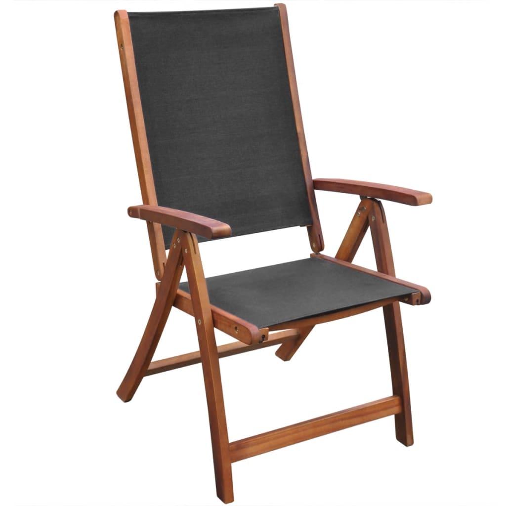 acheter vidaxl ensemble de mobilier de jardin 9 pi ces. Black Bedroom Furniture Sets. Home Design Ideas
