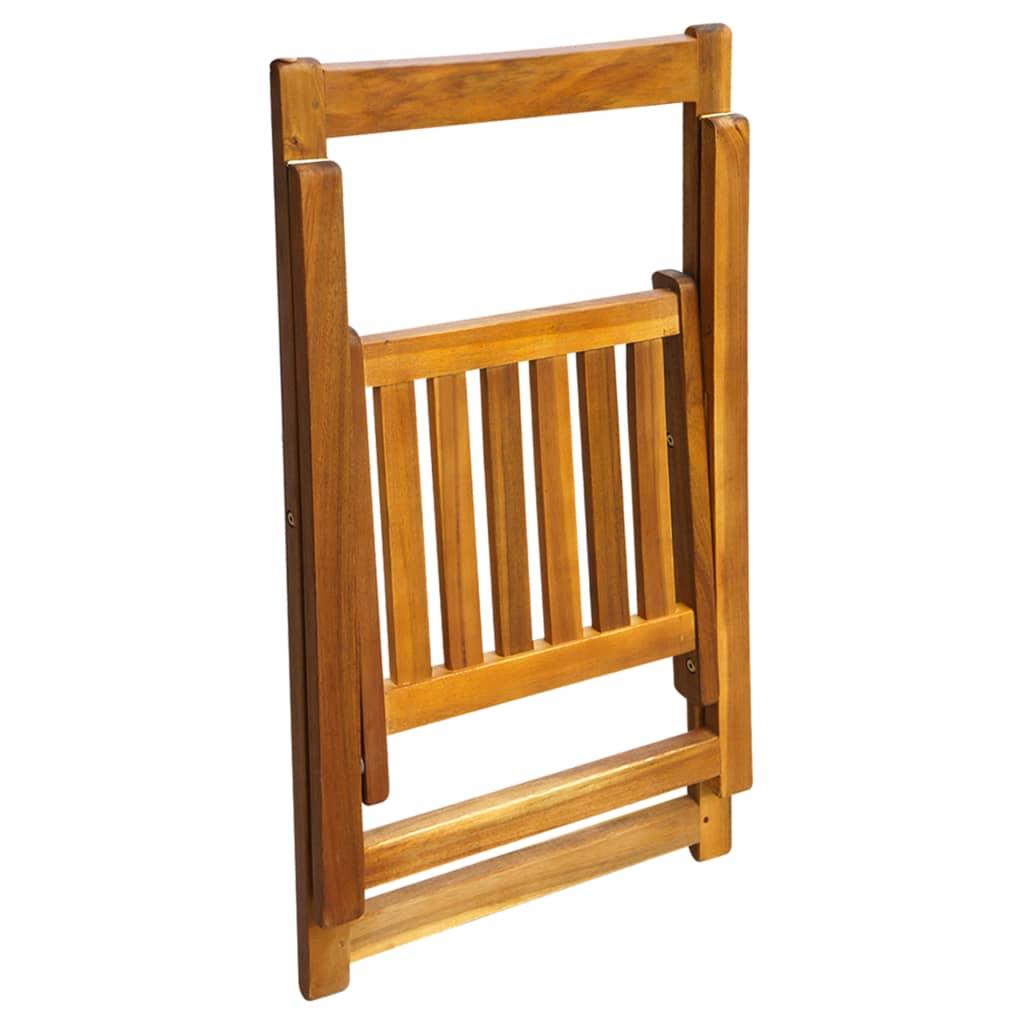 vidaxl garten klappst hle 2 stk akazienholz g nstig kaufen. Black Bedroom Furniture Sets. Home Design Ideas
