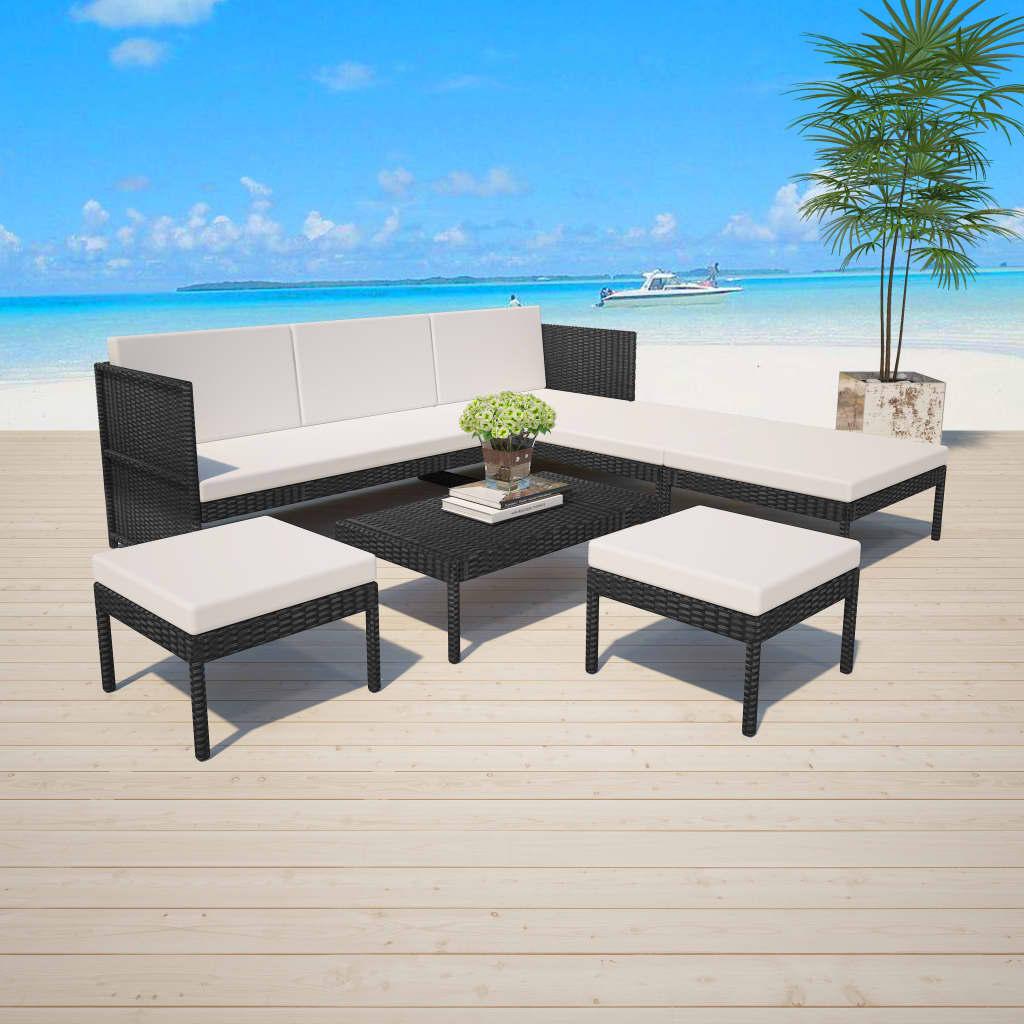vidaXL-Set-de-Muebles-de-Jardin-15-Piezas-Ratan-Sintetico-Acero-Color-Negro