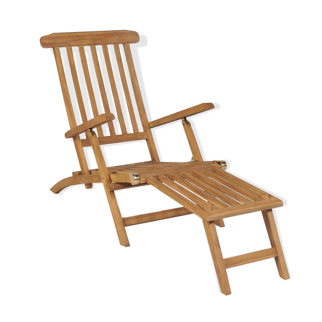 Chaise – Teck Des Longue Pour Les Prix Comparer tsdCQhr