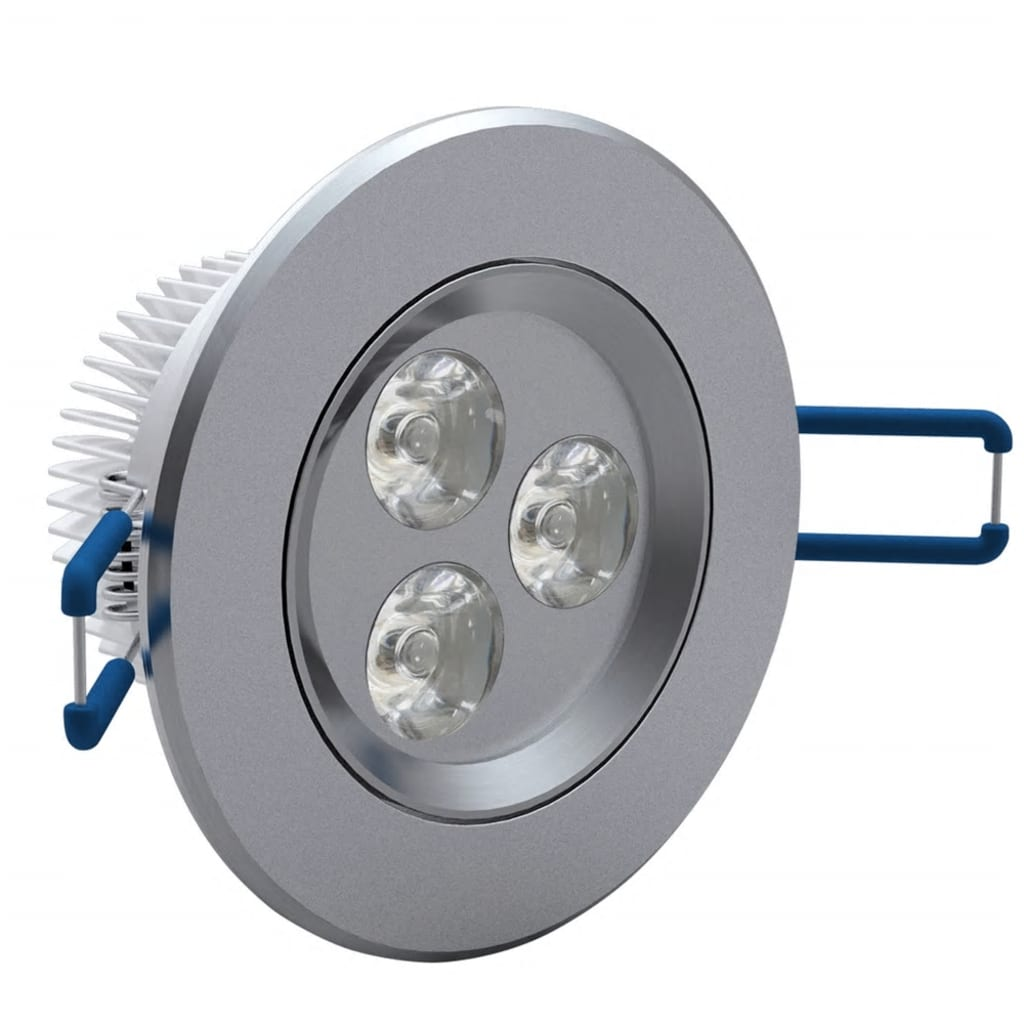 LED spotlights 3W 12-pack