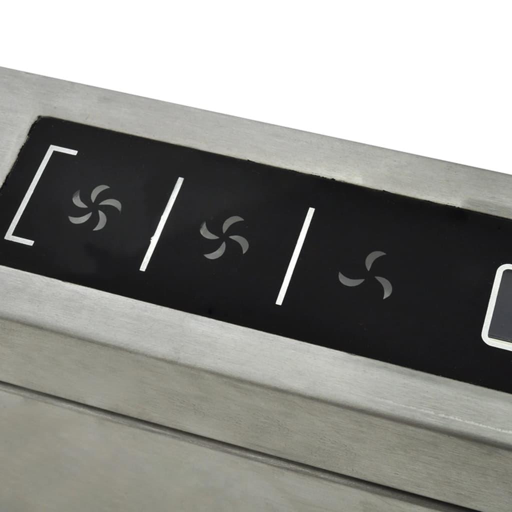 Articoli per Cappa da cucina a isola design acciaio inox con ...