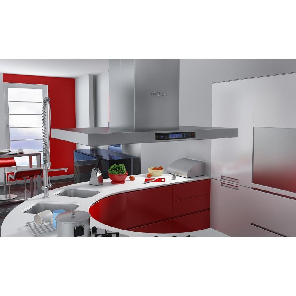 vidaxl hotte aspirante de cuisine ultra moderne eur 167. Black Bedroom Furniture Sets. Home Design Ideas