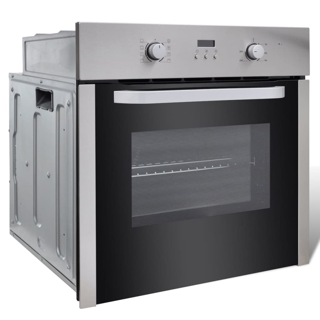 Built In Ovens Electric ~ Built in electric single oven stainless steel functions