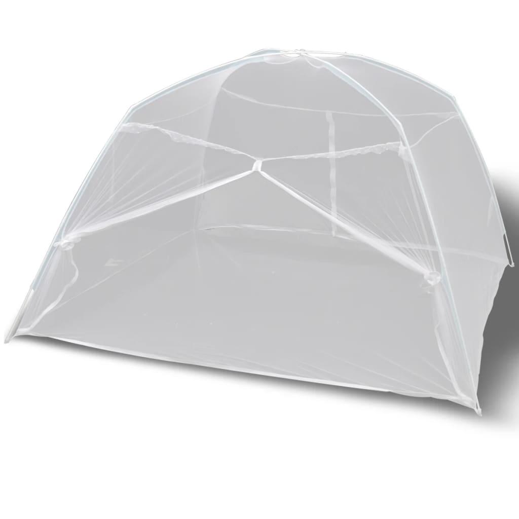 mongolei netz moskitonetz 2 t ren 200 x 150 x 145 cm wei g nstig kaufen. Black Bedroom Furniture Sets. Home Design Ideas