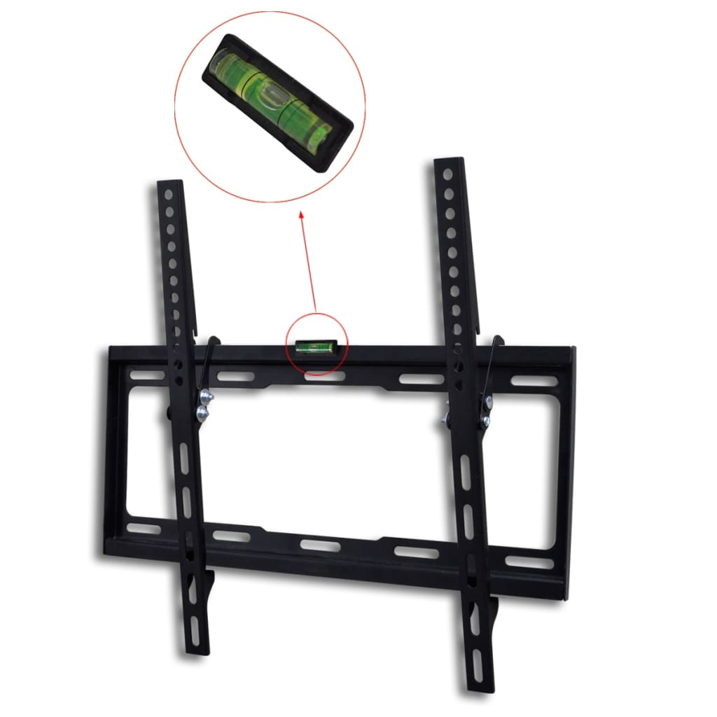Support mural tv inclinable support mural tv un double - Bras support tv mural ...