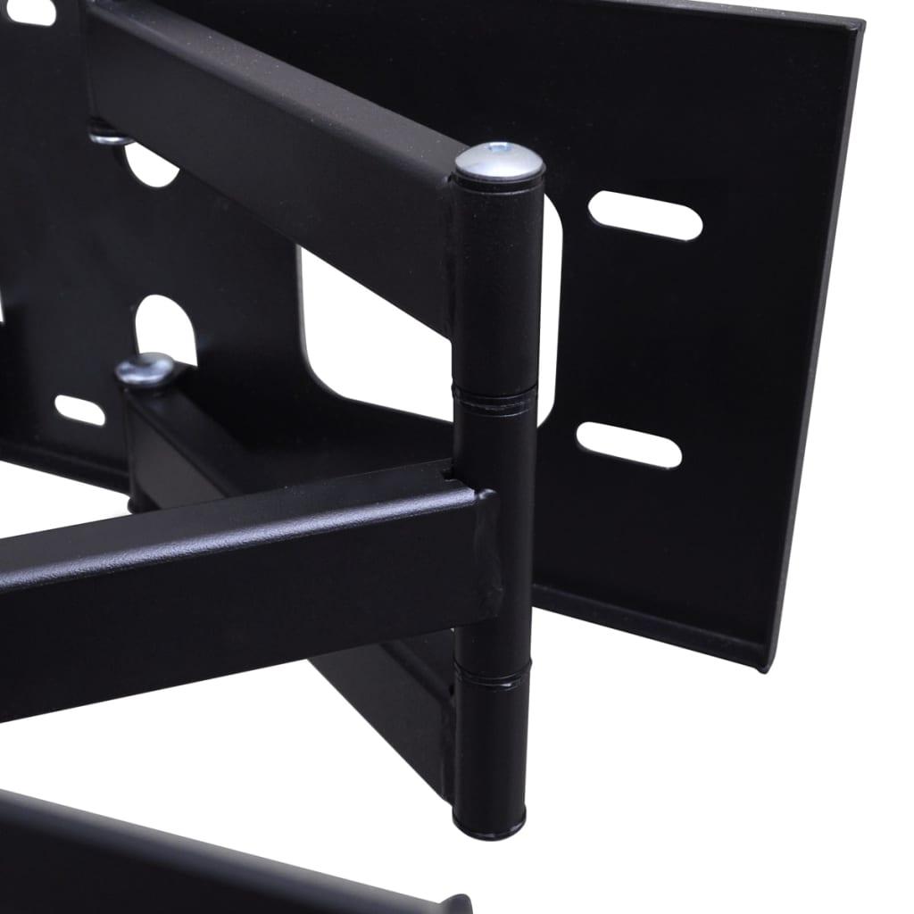 La boutique en ligne vidaxl support mural tv double bras - Support mural tv inclinable et orientable ...