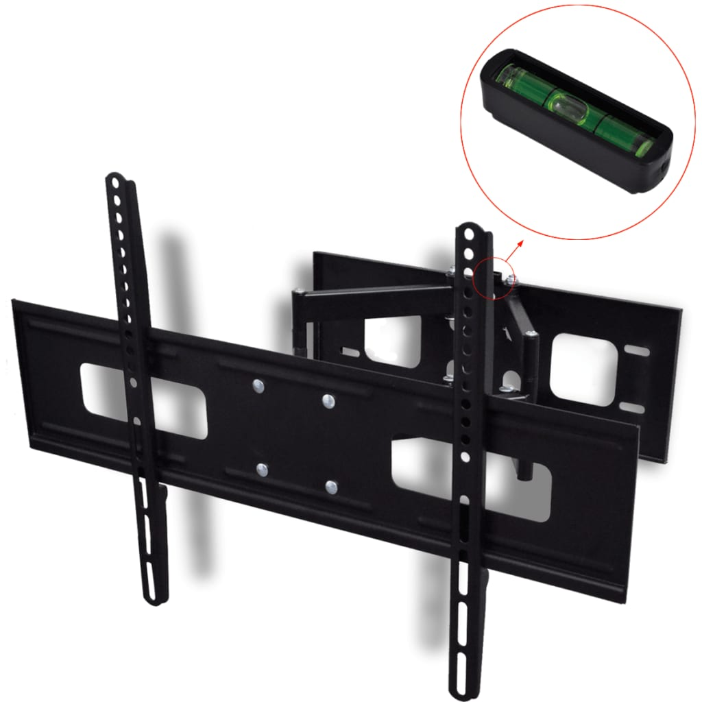 soporte inclinable 3d y giratorio de pared para tv con 2