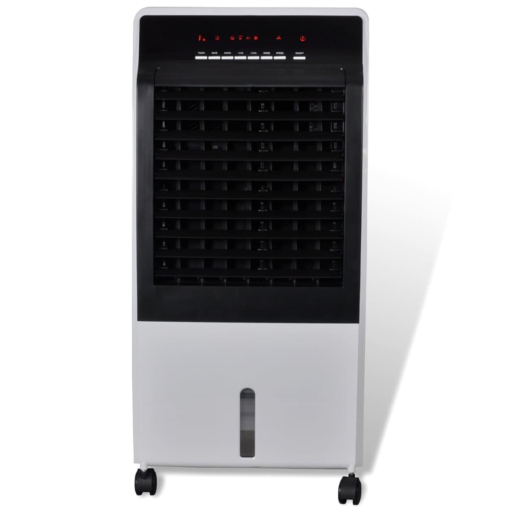 Aparato de aire acondicionado port til con purificador 8 - Aire acondicionado humidificador ...