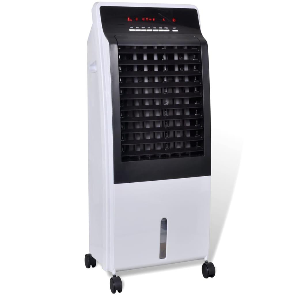 vidaXL Mobil légkondicionáló hűtő ventilátor légtisztító párásító 8 L
