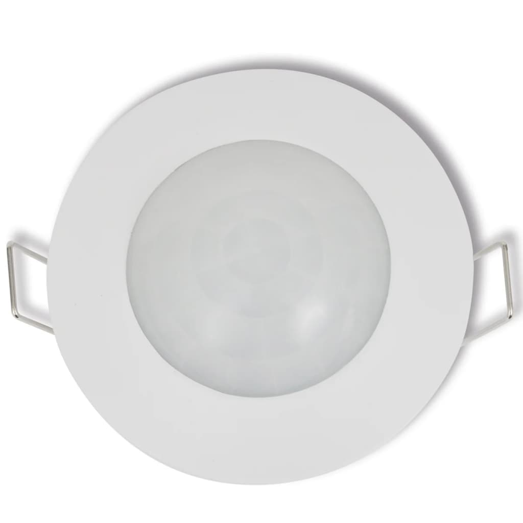 Livarno Lux Ceiling Light With Motion Sensor Instructions: 2 Pcs Flush Mounted Ceiling Infrared Motion Detectors