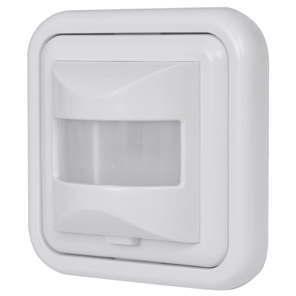 vida-xl-wall-mounted-motion-detector-for-led-lamps