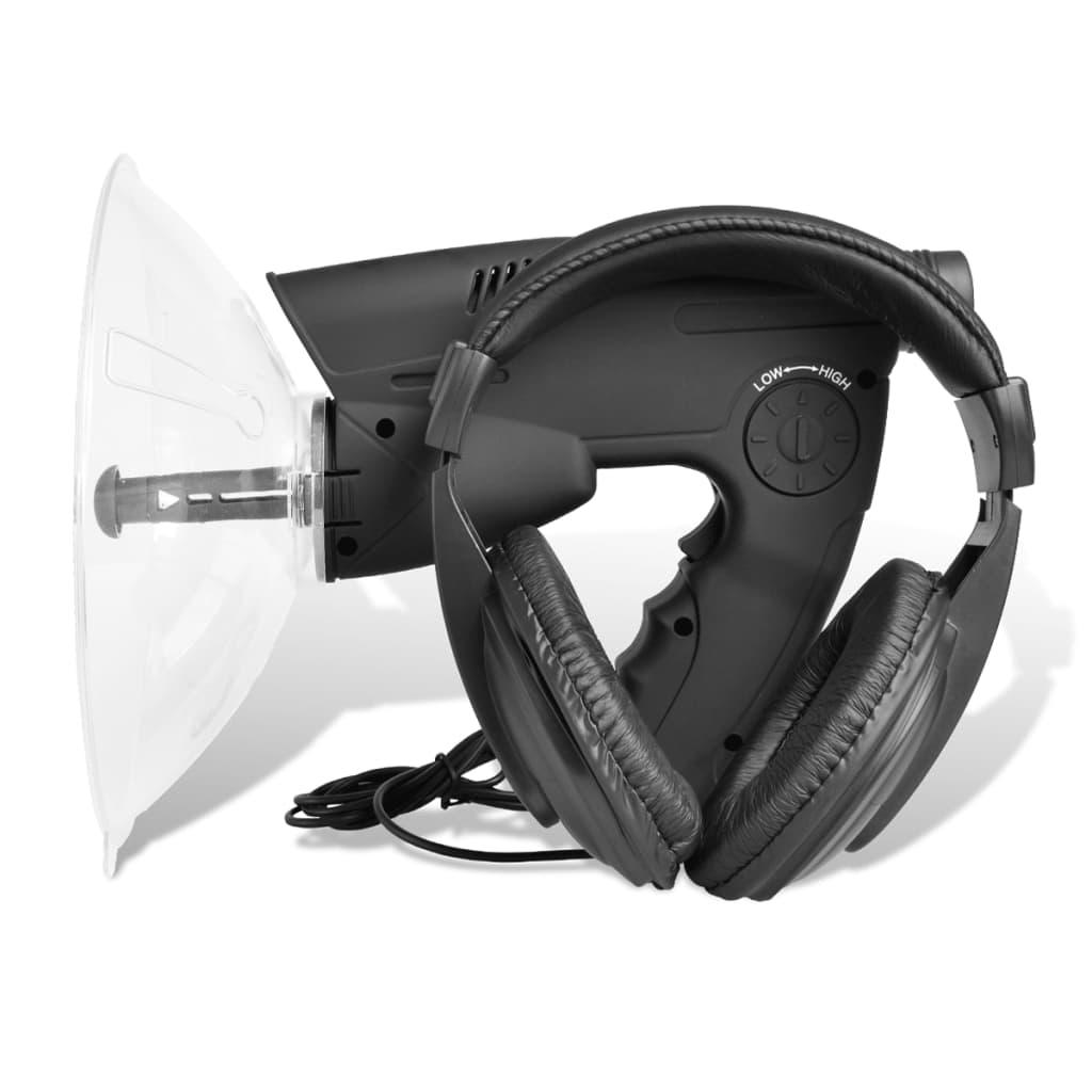 Der Geräuschverstärker Richtmikrofon Abhörgerät Geräte ...