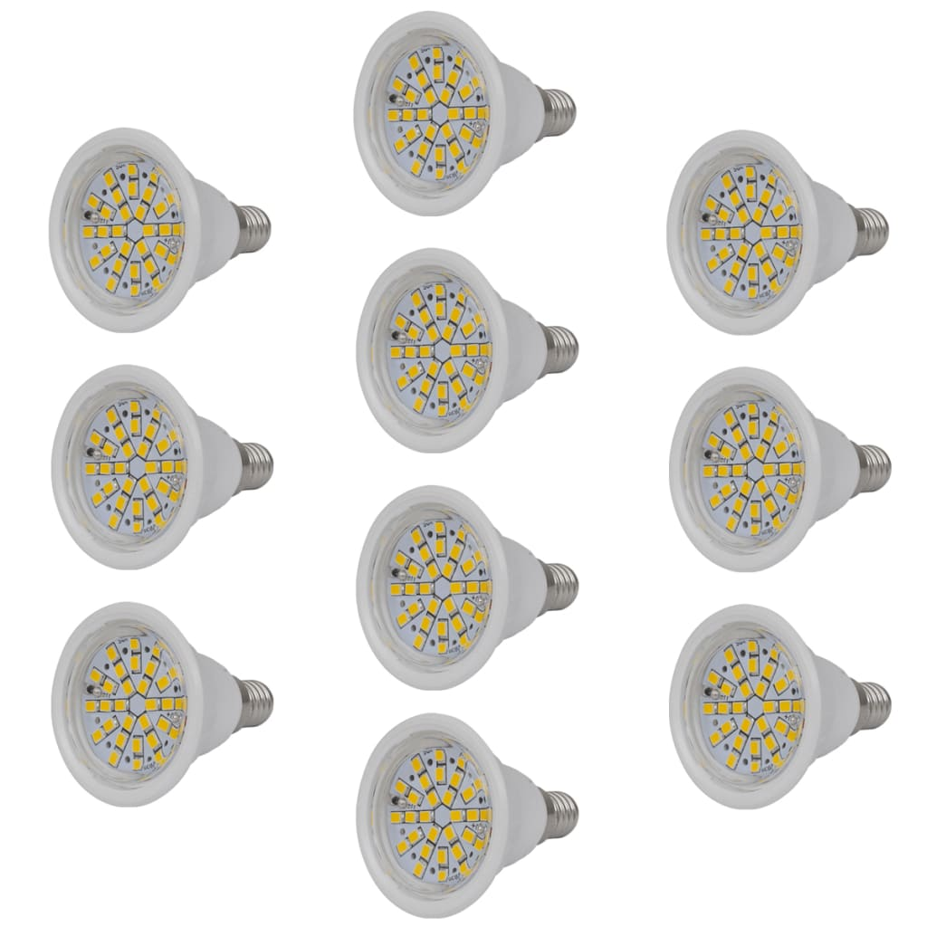 LED spotlight vit 3W E14 10-pack