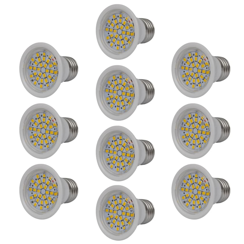 LED spotlights vit 3W E27 10-pack