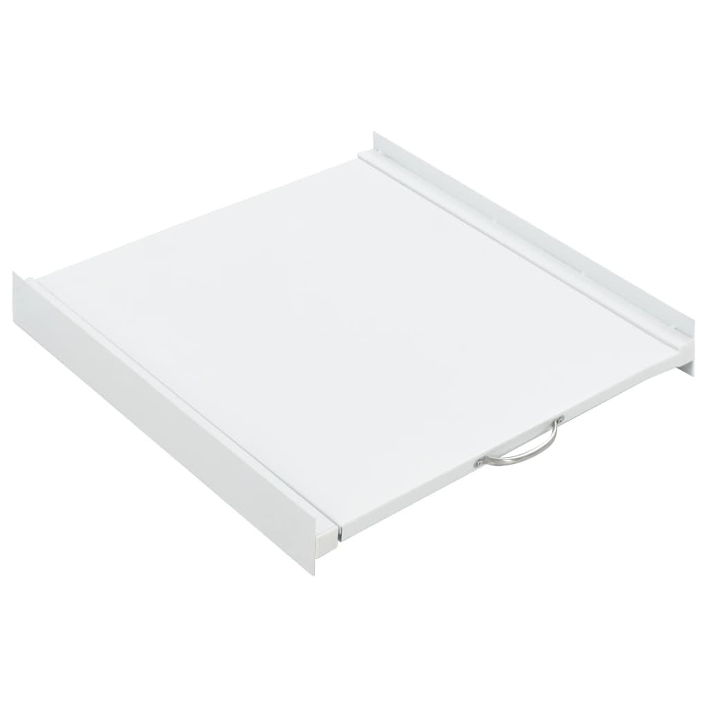acheter kit d 39 empilage avec tag re coulissante pour la machine laver pas cher. Black Bedroom Furniture Sets. Home Design Ideas