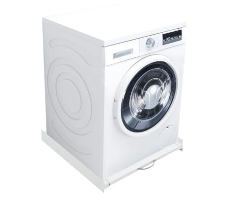 zwischenbausatz rahmen f r trockner auf waschmaschine mit. Black Bedroom Furniture Sets. Home Design Ideas