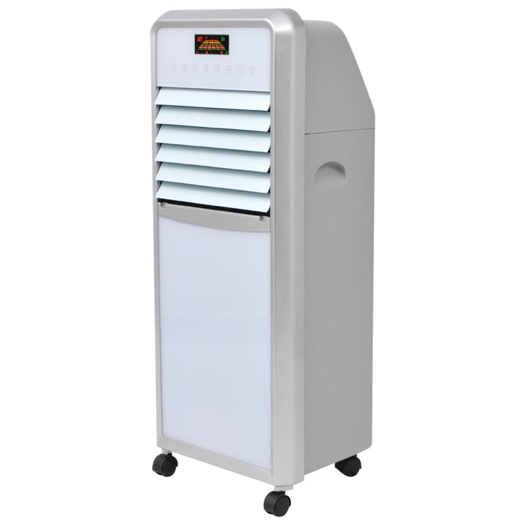 acheter vidaxl climatiseur 120 w 15 l 648 m h pas cher. Black Bedroom Furniture Sets. Home Design Ideas