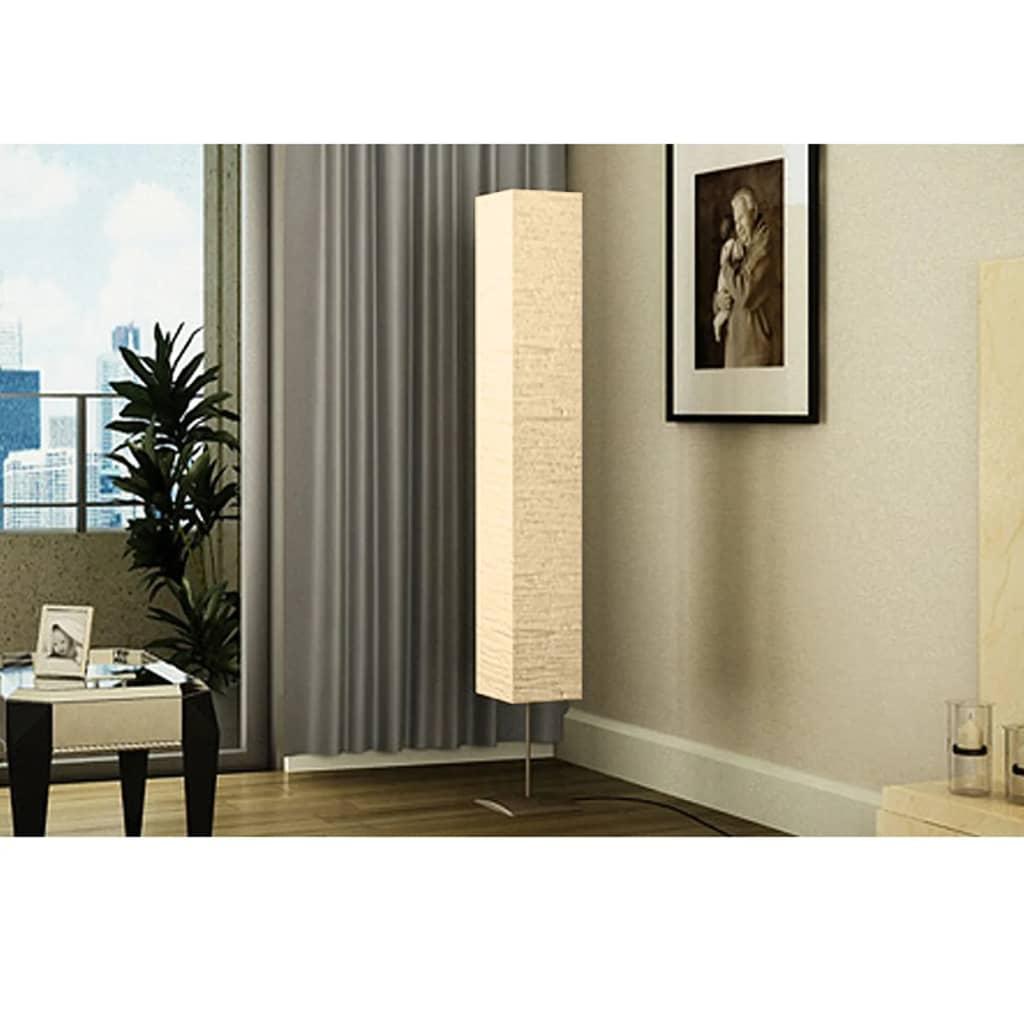 La boutique en ligne lampe de salon sur pied alu 170 cm - Lampe de salon sur pied ...