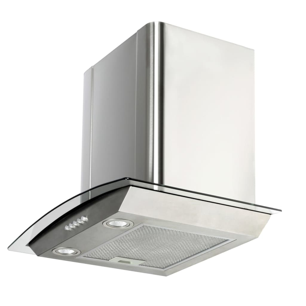 wall mount range hood stainless steel wall mounted range vidaxl au 29480