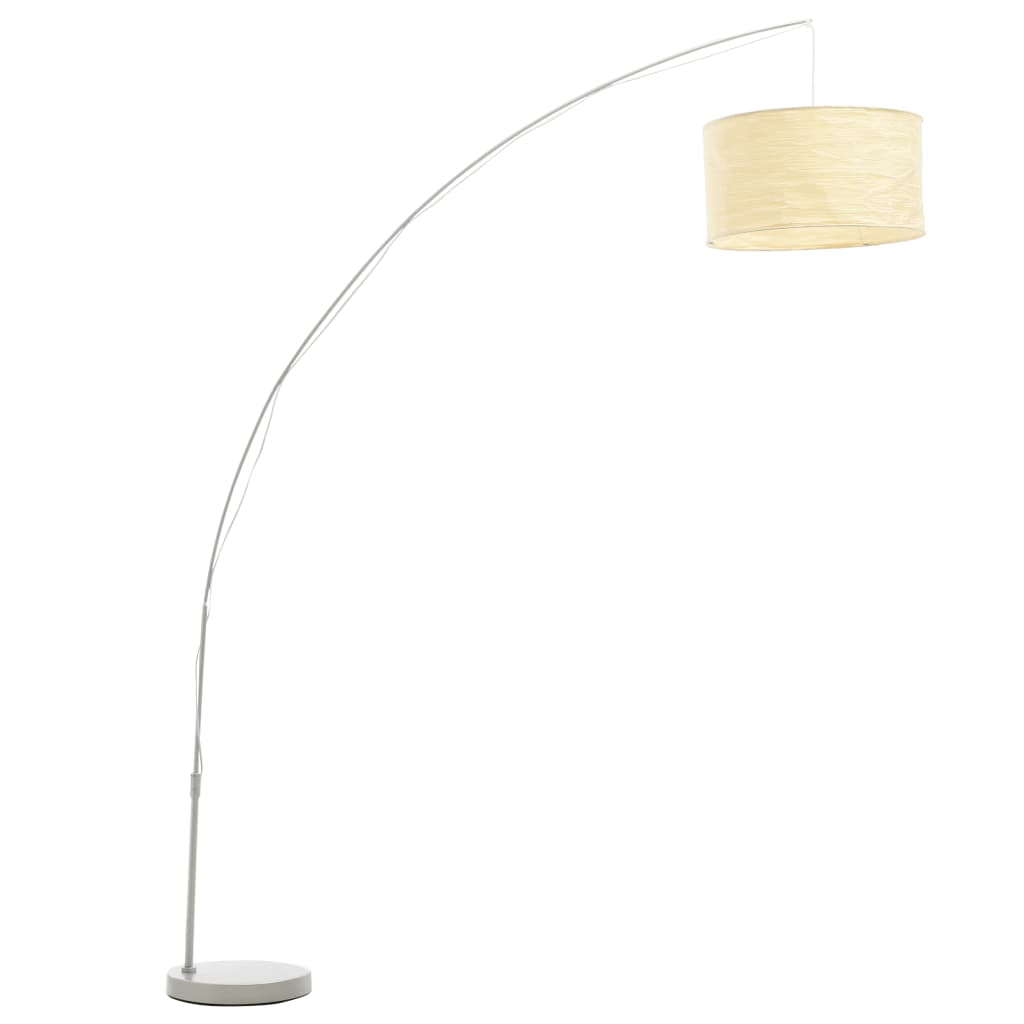 Adjustable Arc Lamp Cream 192 Cm Www Vidaxl Com Au