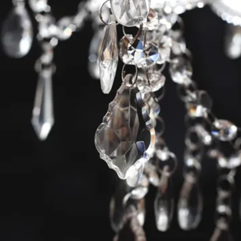 acheter lustre v nitien baroque 12 feux 1600 cristaux pas cher. Black Bedroom Furniture Sets. Home Design Ideas