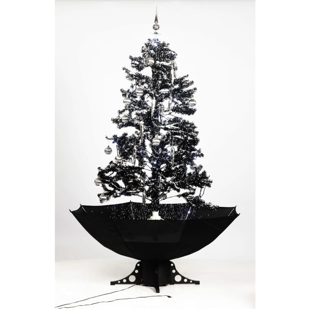la boutique en ligne sapin de noel 170 cm avec neige. Black Bedroom Furniture Sets. Home Design Ideas
