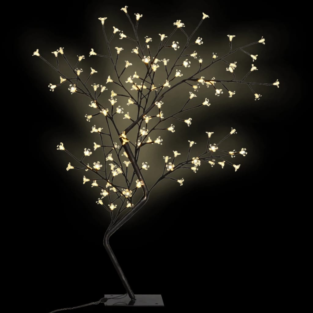 la boutique en ligne arbre lumineux led 120 cm blanc chaud. Black Bedroom Furniture Sets. Home Design Ideas