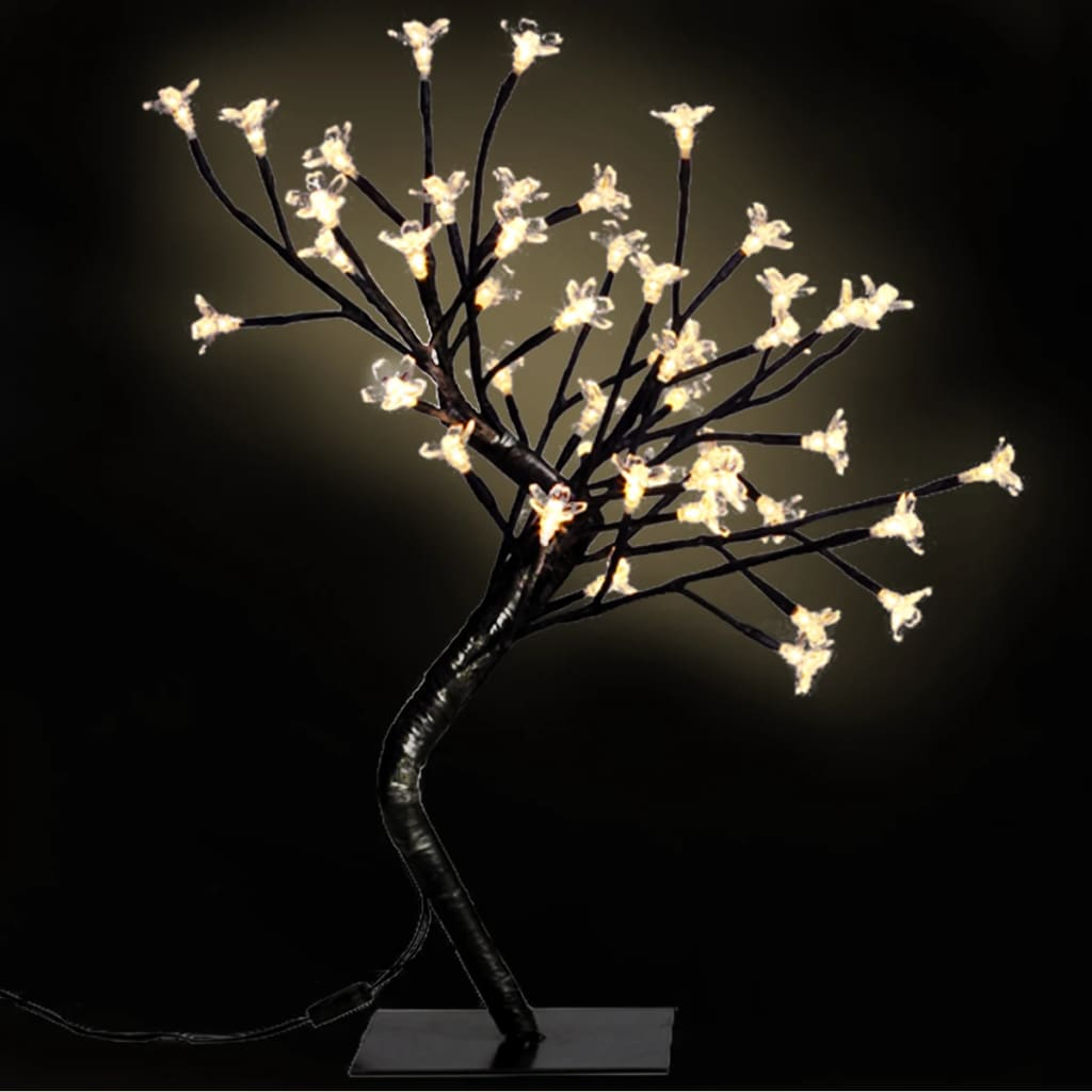 acheter branches lumineuses blanche chaude lot de 2 pas cher. Black Bedroom Furniture Sets. Home Design Ideas