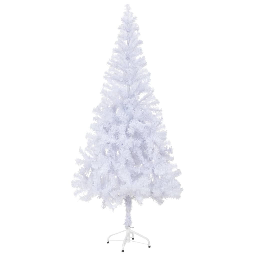 vidaXL Artificial Christmas Tree with Plastic Stand 180 cm 620 Branches
