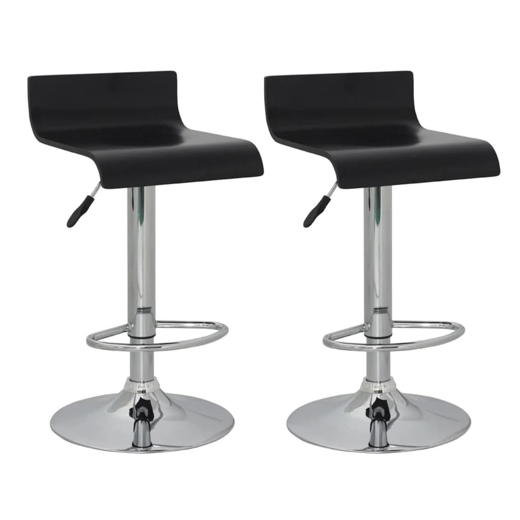 acheter lot de 2 tabouret bois aerial pas cher. Black Bedroom Furniture Sets. Home Design Ideas