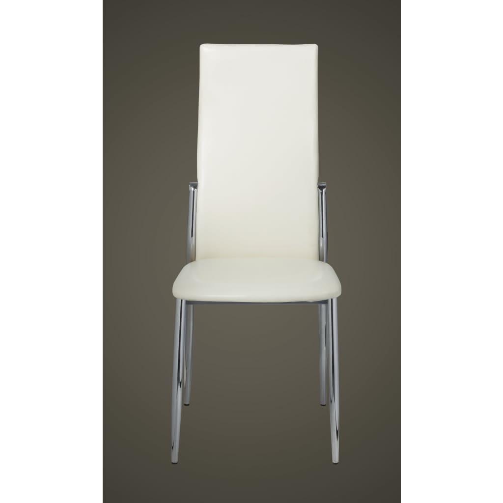 Acheter chaise de salle manger alu lot de 4 pas cher for Acheter chaises de salle a manger