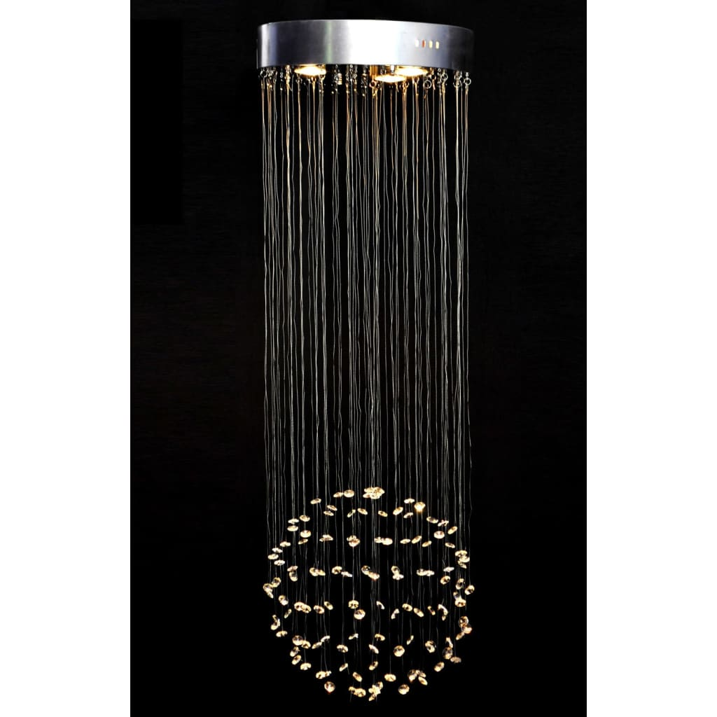 La boutique en ligne lustre plafonnier contemporain 3 feux for Lustre 3 suspensions