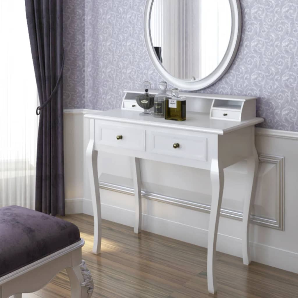 Modern Vanity Makeup Table