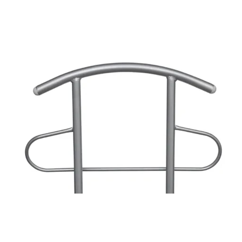 valet de nuit bois et métal design unique (lot de 2)  vidaXLfr