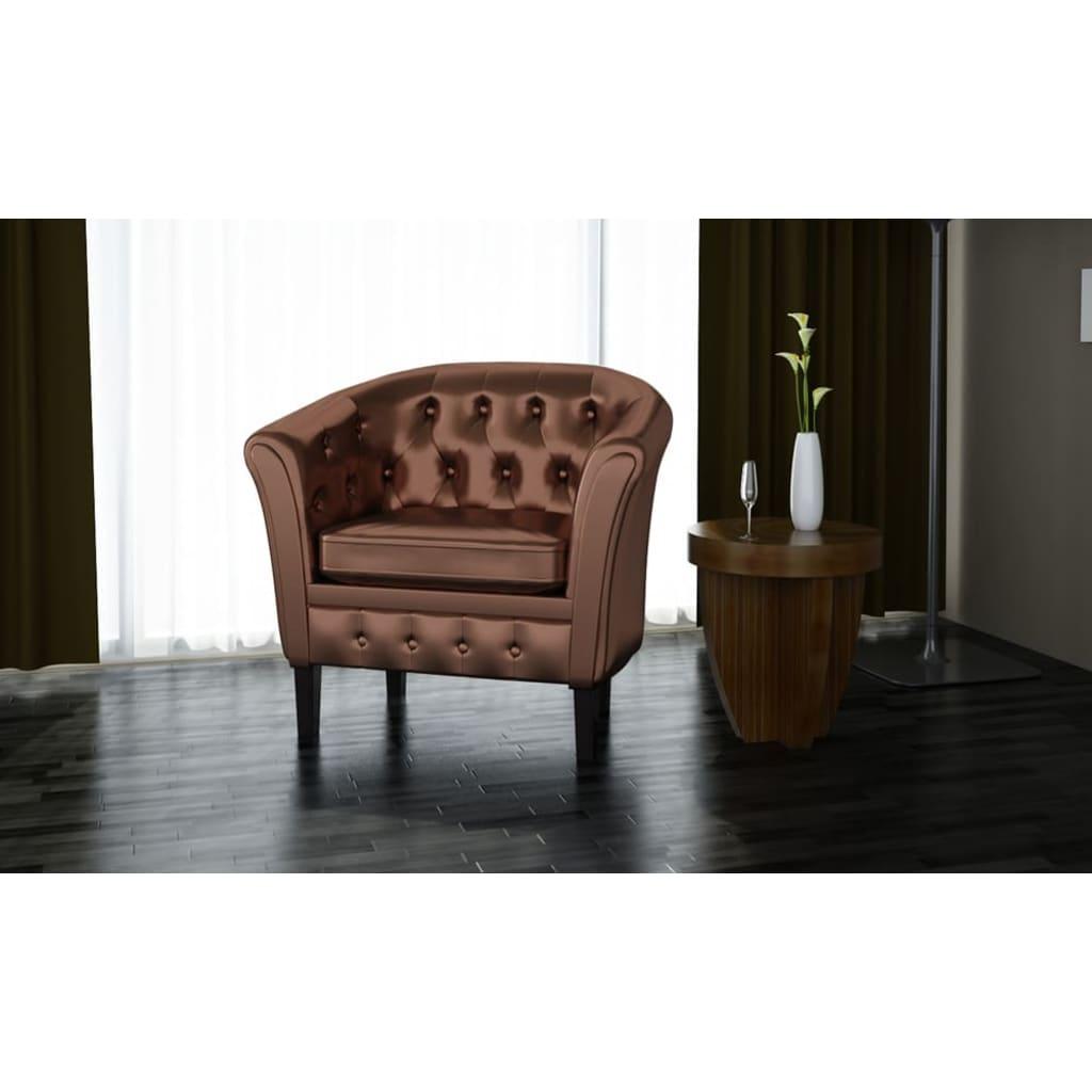der chesterfield leder sessel bronze online shop. Black Bedroom Furniture Sets. Home Design Ideas