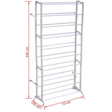 10 Tier Shoe Rack/Shelf[3/3]