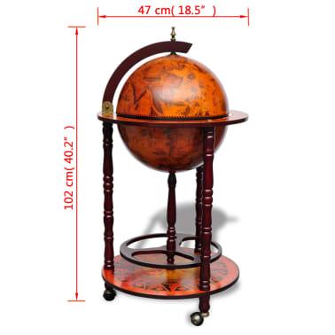 Globebar Columbus 47 cm[8/8]