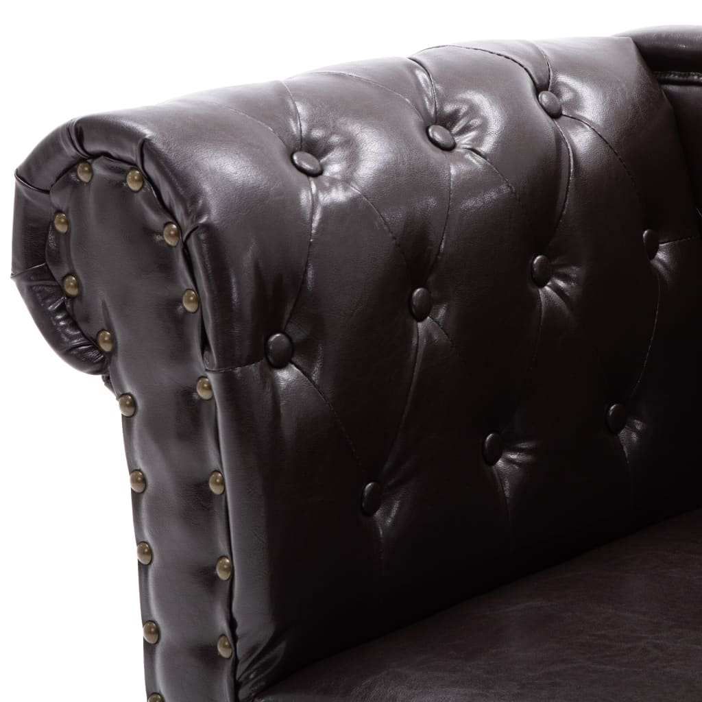 chesterfield sessel bank recamiere chaiselongue g nstig. Black Bedroom Furniture Sets. Home Design Ideas