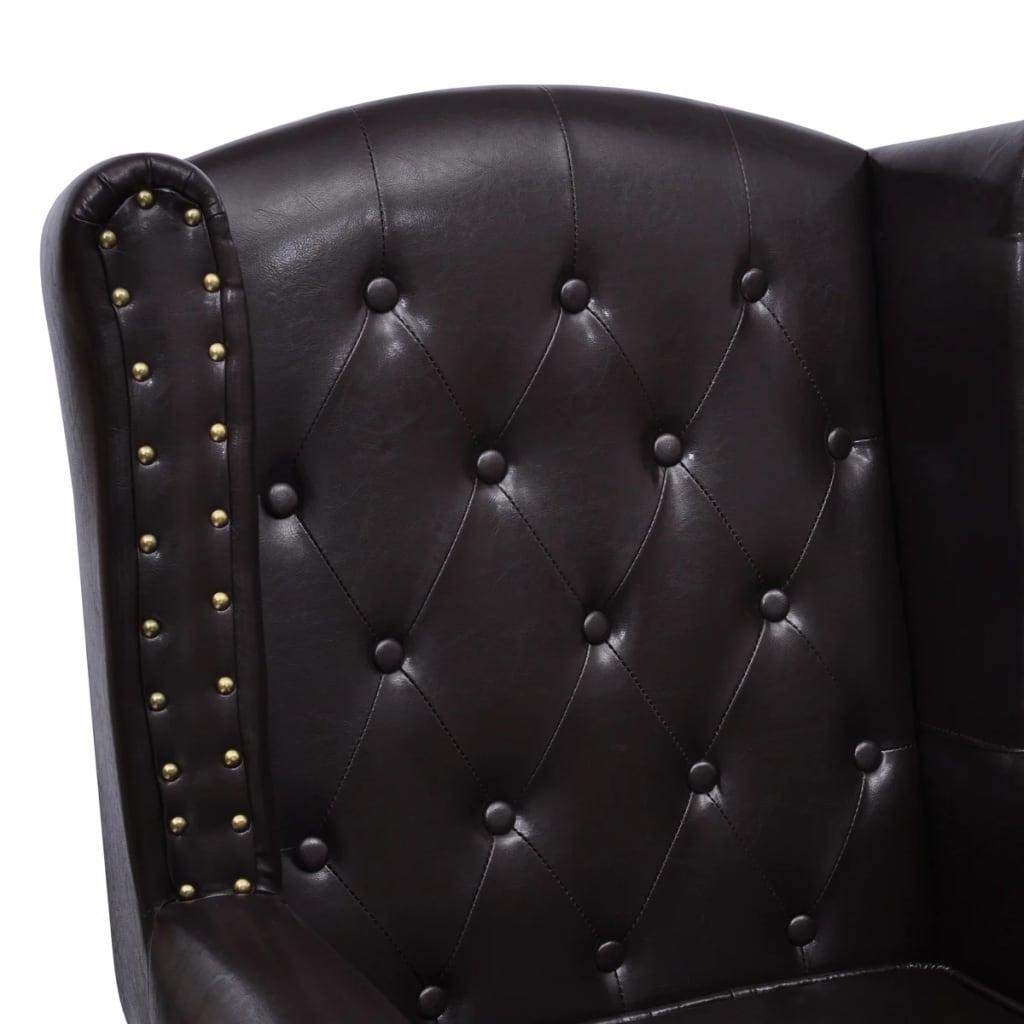 der ohrensessel mit hocker online shop. Black Bedroom Furniture Sets. Home Design Ideas