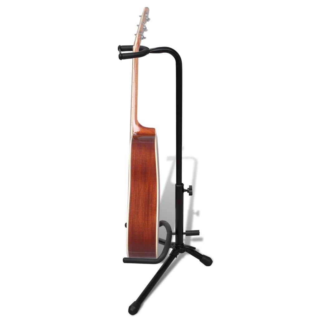 Acheter stand de guitare pliable pas cher for Stand pliable