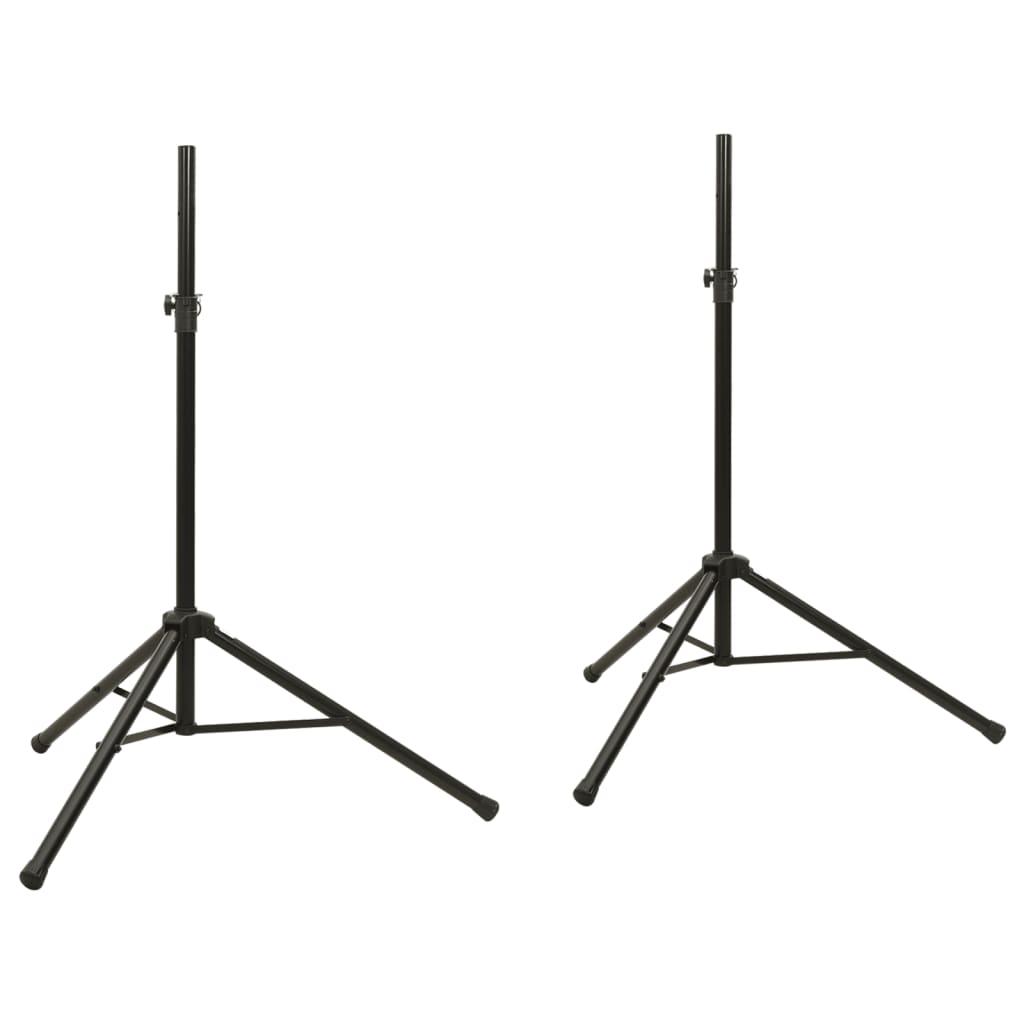 Afbeelding van vidaXL Speakerstandaard (2 stuks)