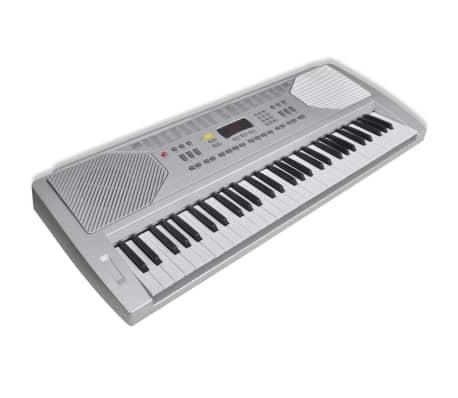 Clavier Piano Electrique avec 61 touches avec stand