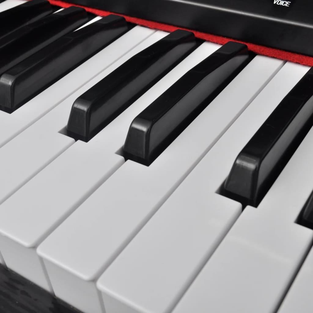 la boutique en ligne piano meuble classique digitale avec 88 touches