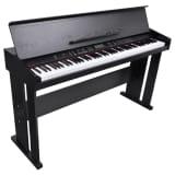 vidaXL Piano électronique/Piano numérique avec 88 touches et support